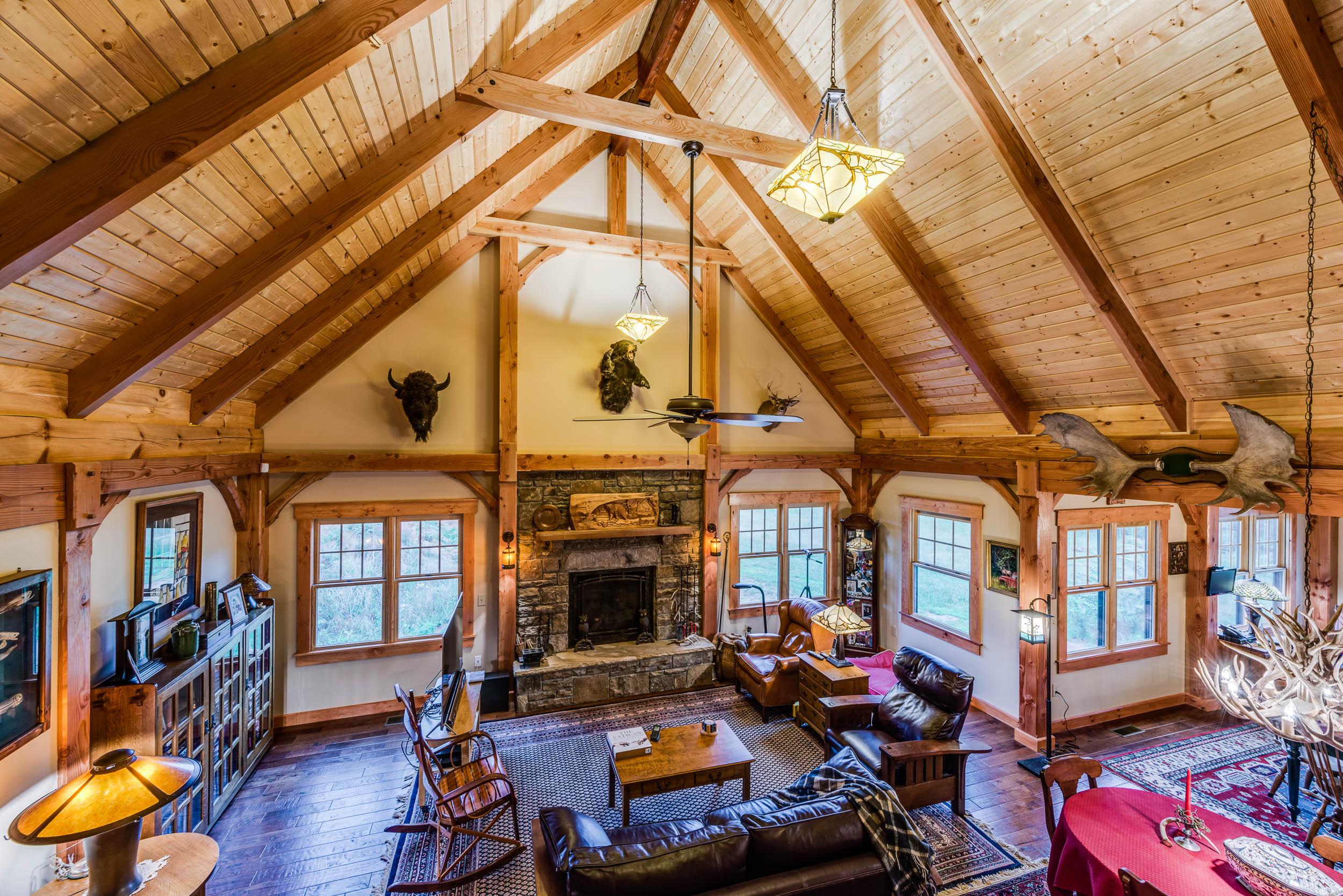 Деревянный дом - то, что нужно именно вам